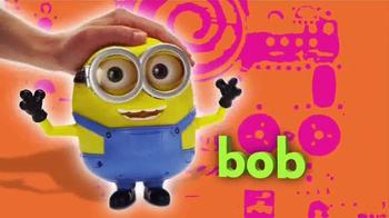 Minions Talking Action Figures TV Spot, 'Kevin, Bob and Stuart' - Thumbnail 3
