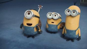 Minions Talking Action Figures TV Spot, 'Kevin, Bob and Stuart' - Thumbnail 5