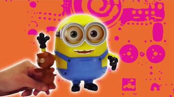 Minions Talking Action Figures TV Spot, 'Kevin, Bob and Stuart' - Thumbnail 6
