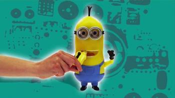 Minions Talking Action Figures TV Spot, 'Kevin, Bob and Stuart' - Thumbnail 7