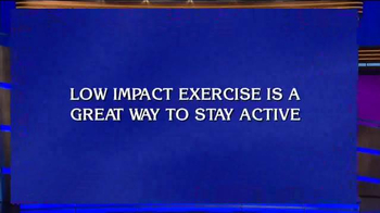 Aleve TV Spot, 'Low Impact Exercise'