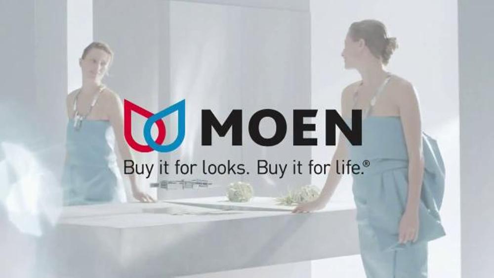 Moen Tv Commercial Statement Piece Faucet Ispot Tv