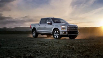 Ford F-150 TV Spot, 'This Changes Everything' - 241 commercial airings