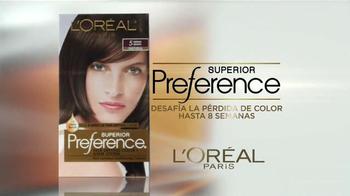 L'Oreal Paris Superior Preference TV Spot, 'Encanta' [Spanish] - Thumbnail 4