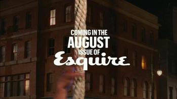Esquire Magazine August 2015 TV Spot, 'Dwayne Johnson and Kate Mara' - Thumbnail 1