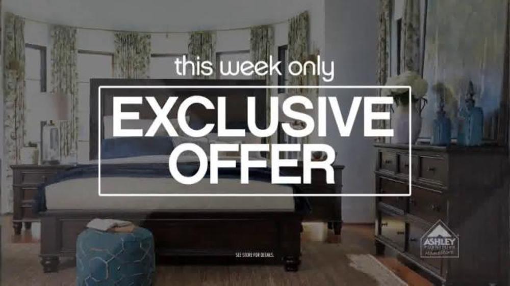 Ashley Furniture Homestore Tv Commercial Finance Offer Video