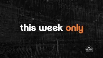Ashley Furniture Homestore TV Spot, 'Finance Offer' - Thumbnail 1