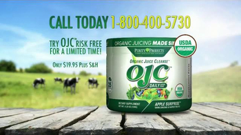 Purity Products Organic Juice Cleanse TV Spot, 'Stay Healthy' - Thumbnail 7