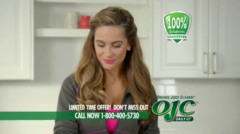 Purity Products Organic Juice Cleanse TV Spot, 'Stay Healthy' - Thumbnail 6