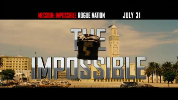 Mission: Impossible - Rogue Nation - Alternate Trailer 25