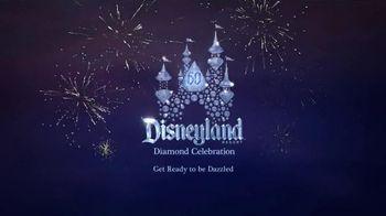 Disneyland Diamond Celebration TV Spot, 'Disney Channel: Favorite Ride'