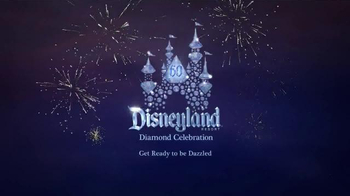 Disneyland Diamond Celebration TV Spot, 'Disney Channel: Favorite Ride'