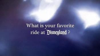 Disneyland Diamond Celebration TV Spot, 'Disney Channel: Favorite Ride' - Thumbnail 1