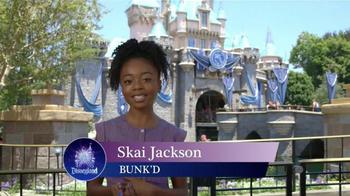 Disneyland Diamond Celebration TV Spot, 'Disney Channel: Favorite Ride' - Thumbnail 2