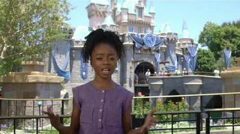 Disneyland Diamond Celebration TV Spot, 'Disney Channel: Favorite Ride' - Thumbnail 4