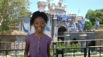 Disneyland Diamond Celebration TV Spot, 'Disney Channel: Favorite Ride' - Thumbnail 5