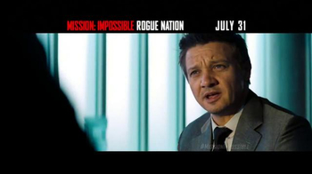 Mission: Impossible - Rogue Nation - Alternate Trailer 13