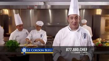 Le Cordon Bleu TV Spot, 'Scholarship Brochure' - Thumbnail 3