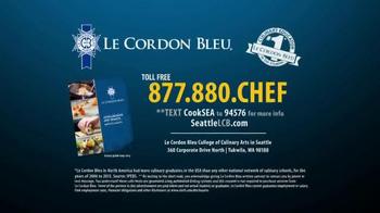 Le Cordon Bleu TV Spot, 'Scholarship Brochure' - Thumbnail 4