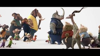 Zootopia - 4921 commercial airings