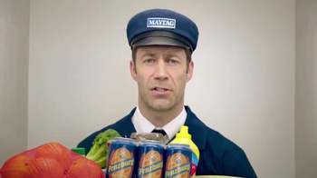 Maytag TV Spot, 'Powerful Cold' Featuring Colin Ferguson - Thumbnail 5