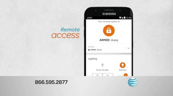 AT&T Digital Life Smart Security TV Spot, 'Protect & Manage Your Home' - Thumbnail 2