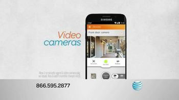 AT&T Digital Life Smart Security TV Spot, 'Protect & Manage Your Home' - Thumbnail 4