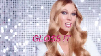 L'Oreal Paris Nutri-Gloss TV Spot, 'Get Your Gloss On' Feat. Karlie Kloss - Thumbnail 2