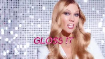 L'Oreal Paris Nutri-Gloss TV Spot, 'Get Your Gloss On' Feat. Karlie Kloss - Thumbnail 2