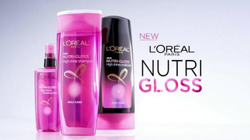 L'Oreal Paris Nutri-Gloss TV Spot, 'Get Your Gloss On' Feat. Karlie Kloss - Thumbnail 3