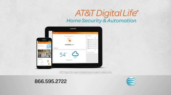 AT&T Digital Life Smart Security TV Spot, 'Limited Time Offer' - Thumbnail 1