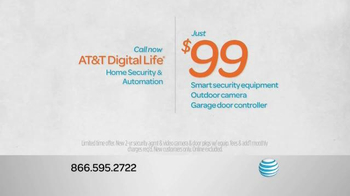 AT&T Digital Life Smart Security TV Spot, 'Limited Time Offer' - Thumbnail 2