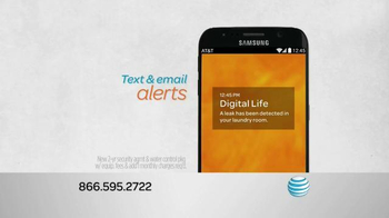 AT&T Digital Life Smart Security TV Spot, 'Limited Time Offer' - Thumbnail 4