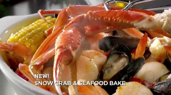 Red Lobster Crabfest TV Spot, 'Crab Goes With Everything' - Thumbnail 7