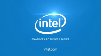 Intel 2in1 TV Spot, 'Spreadsheets' Featuring Jim Parsons - Thumbnail 4