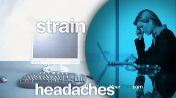 American Optometric Association TV Spot, 'Eyes Are Your Strongest Muscle' - Thumbnail 3