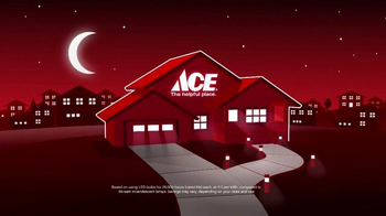 ACE Hardware TV Spot, 'Energy Bill' - 1223 commercial airings