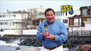 Flex Seal TV Spot, 'Flex Seal Storm' - Thumbnail 1