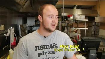 Flex Seal TV Spot, 'Flex Seal Storm' - Thumbnail 3