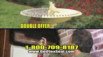 Flex Seal TV Spot, 'Flex Seal Storm' - Thumbnail 6