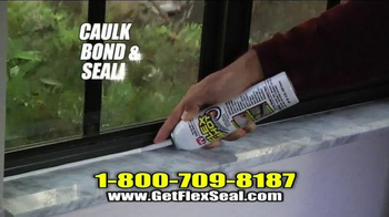 Flex Seal TV Spot, 'Flex Seal Storm' - Thumbnail 7