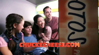 Chuck E. Cheese's TV Spot, 'Triple Play' [Spanish]