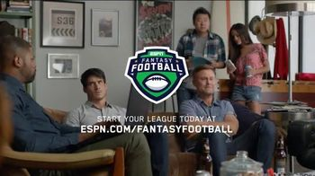 ESPN Fantasy Football TV Spot, 'Why You Should Mock Draft' - 18 commercial airings