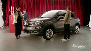 FIAT TV Spot, 'Esquire Network: Spike Feresten and the Famous Roberto'