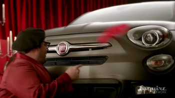 FIAT TV Spot, 'Esquire Network: Spike Feresten and the Famous Roberto' - Thumbnail 8