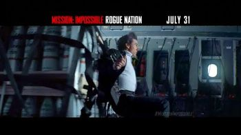 Mission: Impossible - Rogue Nation - Alternate Trailer 17