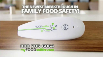 Food Sniffer TV Spot, 'Safe to Eat' - 44 commercial airings