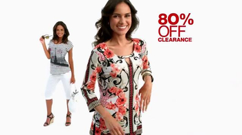 Macy's One Day Sale TV Spot, 'Jewelry, Shirts, Shoes and More Deals' - Thumbnail 5