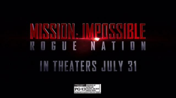 BMW Mission to Drive TV Spot, 'Mission: Impossible - Rogue Nation' - Thumbnail 4