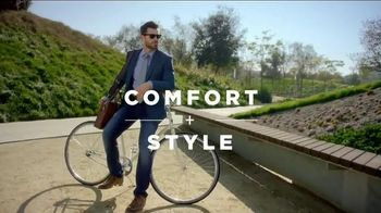 Men's Wearhouse TV Spot, 'Comfort and Style'